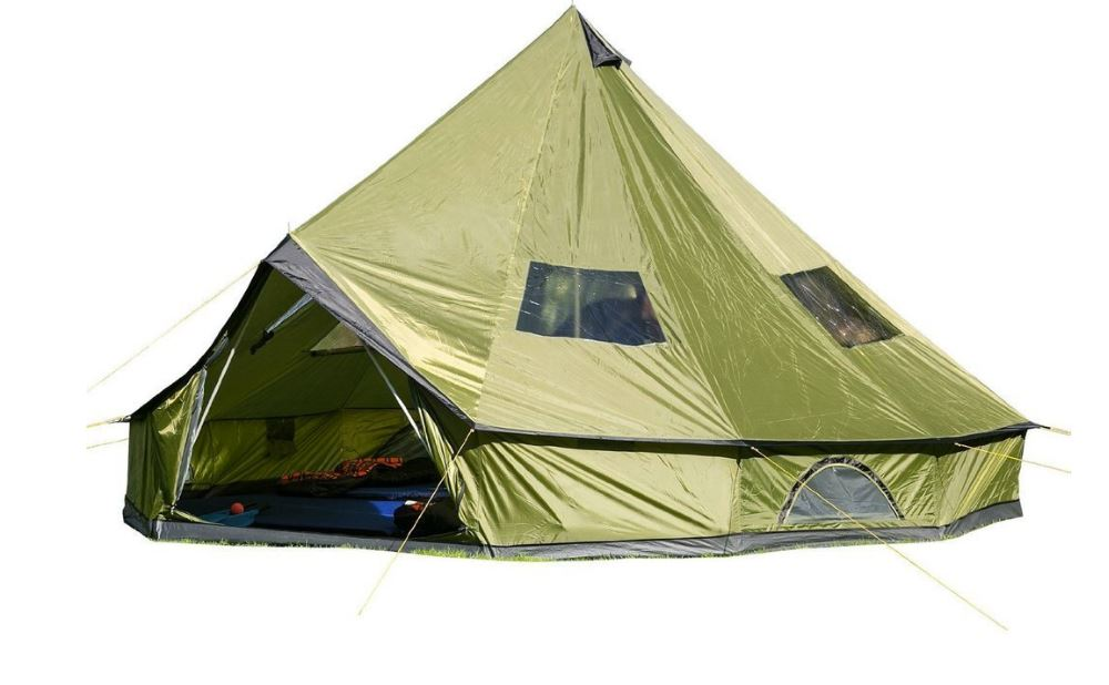 10 Persons Waterproof Large Hunting Camp Tent