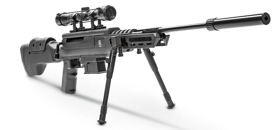 Black Ops Break Barrel Sniper Air Rifle
