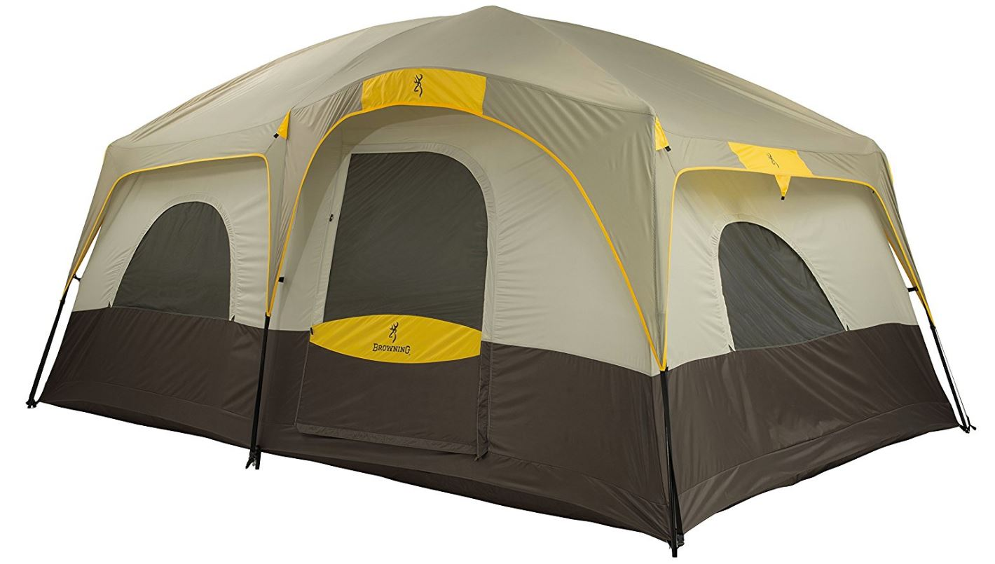 Browning Camping Big Horn Family Hunting Tent