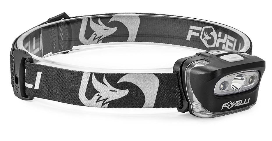 Foxelli Hunting Headlamp Flashlight
