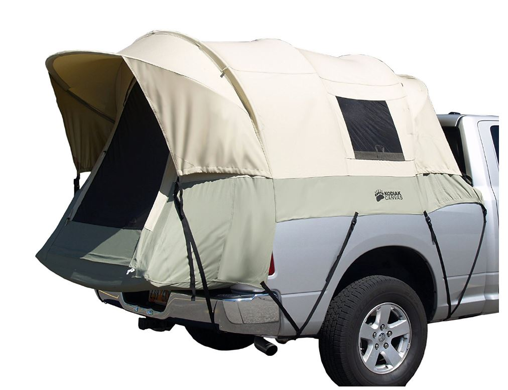 Kodiak Canvas Truck Bed Hunting Tent