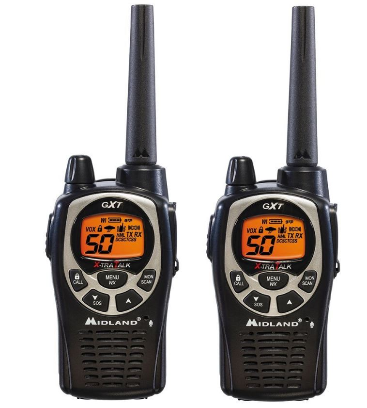 Midland Waterproof Two Radio For Hunting