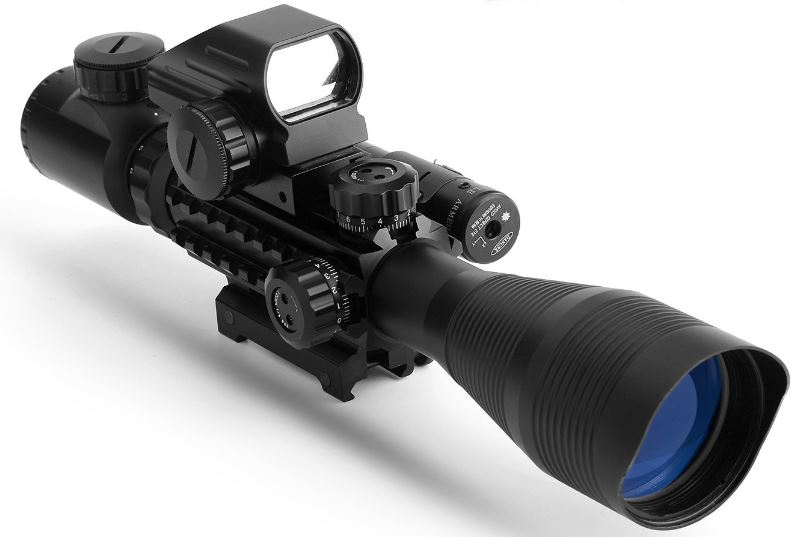 UUQ C4-12 AR15 Best Scope For Coyote Hunting With AR