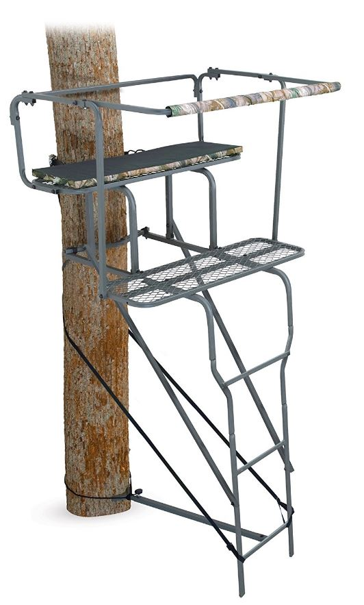 Ameristep 15 Foot Two-Man Ladder Stand