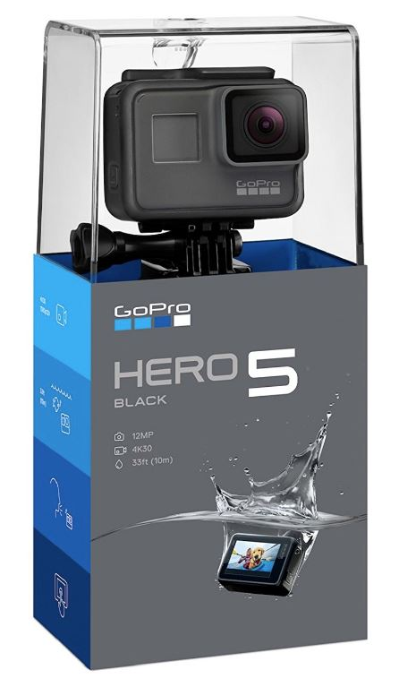 GoPro Hero 5 Black Top tier Hunting action camera
