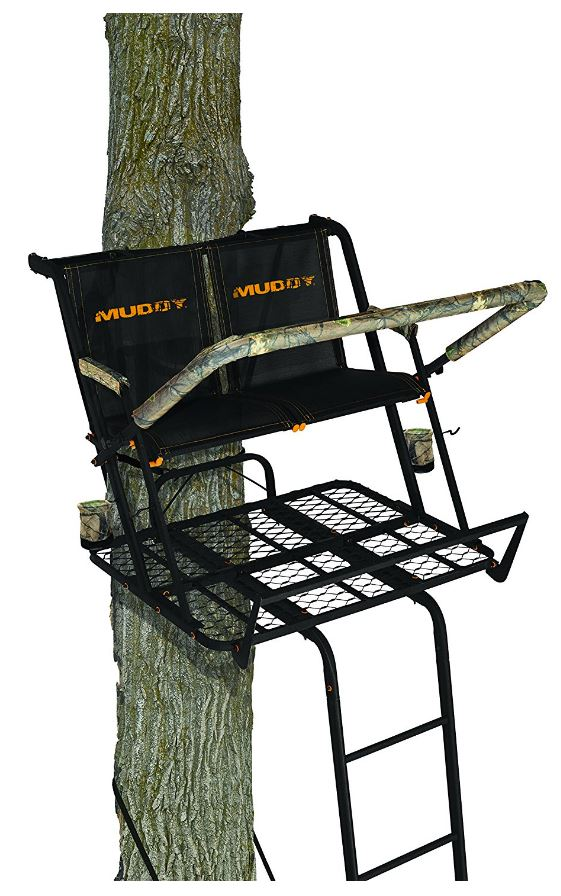 Muddy Nexus 2-Man Ladder Stand