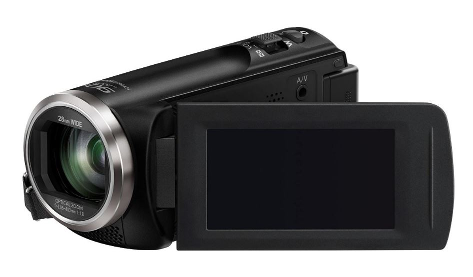 Panasonic Full HD Camcorder with 50x