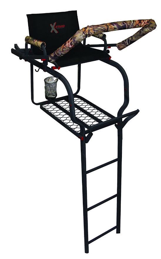 X-Stand The Duke Bow Hunting Ladder Stand