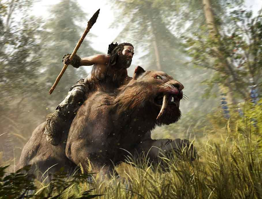 far cry primal hunting game